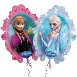 Disneys Frozen Double Sided Supershape
