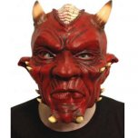 Hells Devil Latex Mask