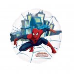 See-Thru Clear Spiderman Supershape