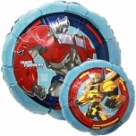 "Transformers Double Sided 18"" Foil Balloon"