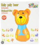 Inflatable Roly Poly Bear