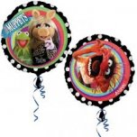 "18"" Two Sided Muppets Foil Balloon"