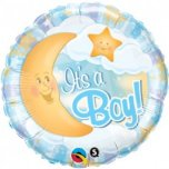 "It's a Boy! 18"" Foil Balloon"
