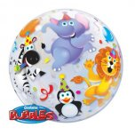 22 Inch Party Animal Bubble Balloon