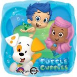 "Bubble Guppies 17"" Foil Balloon"