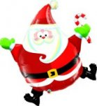 Jolly Santa Supershape