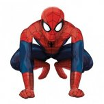 Giant Spiderman Air Walker Foil Balloon