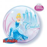 Cinderellas Royal Debut Bubble Balloon