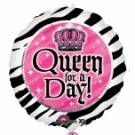 Queen for a day foil