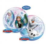 22 Inch Disney Frozen Bubble Balloon