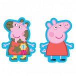 Peppa Pig Double Sided Supershape
