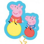 Peppa Pig & George Supershape