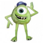 Giant Monsters University - Mike Air Walker