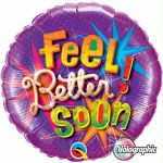 "Feel Better Soon 18"" Foil"