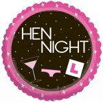"Hen Night 18"" Foil"
