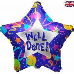 "Star Well Done! 18"" Foil"